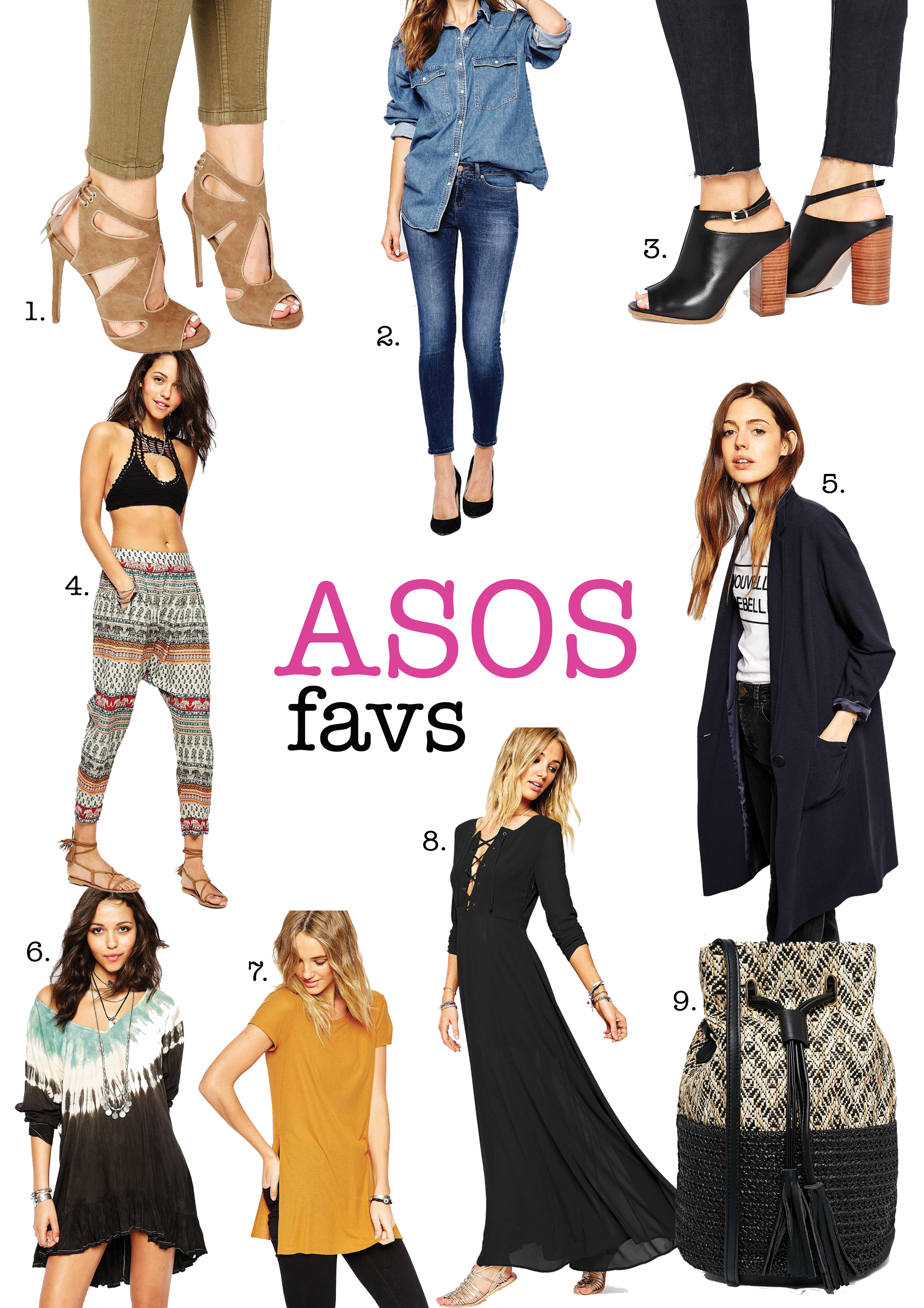 June ASOS Favs :: Clothes :: Shoes :: Bags