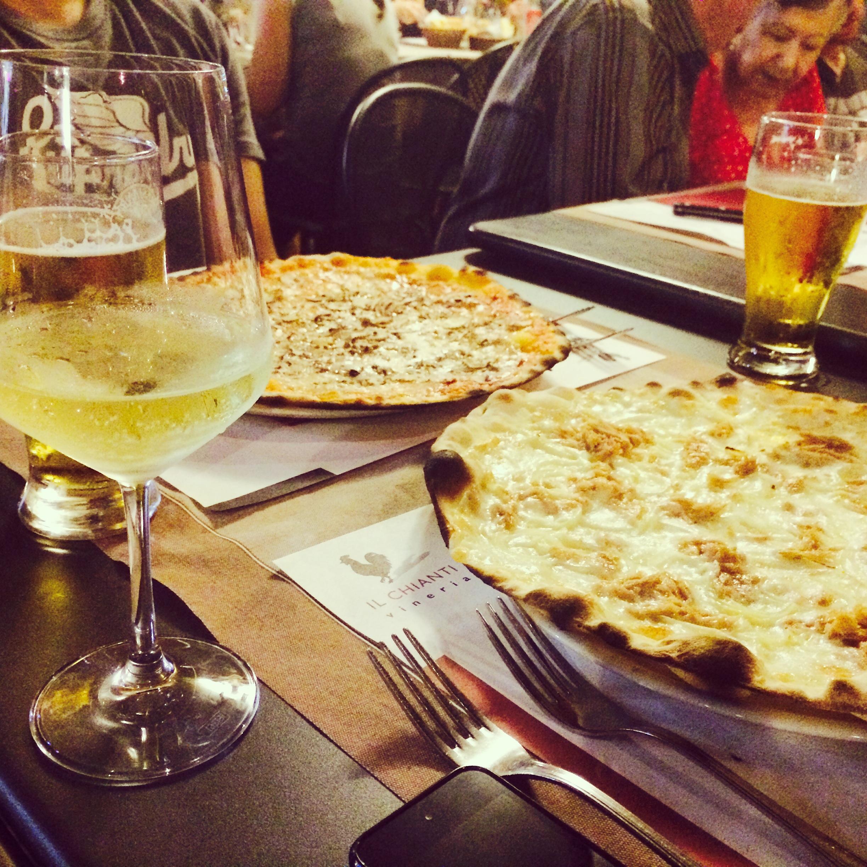 Il Chianti Pizza Rome