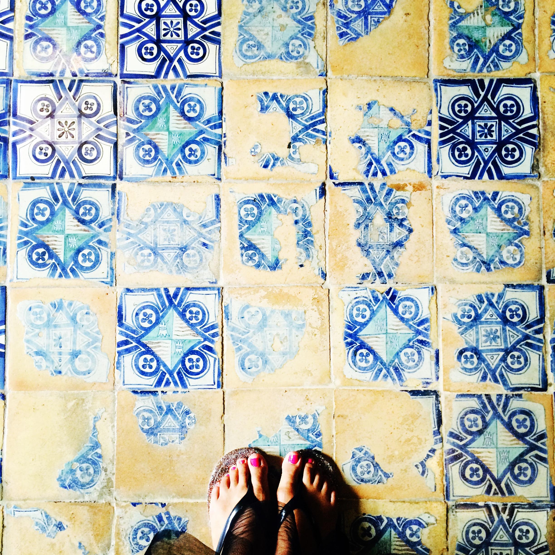 Floor Tiles Rome