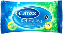 carex-refreshing-wipes