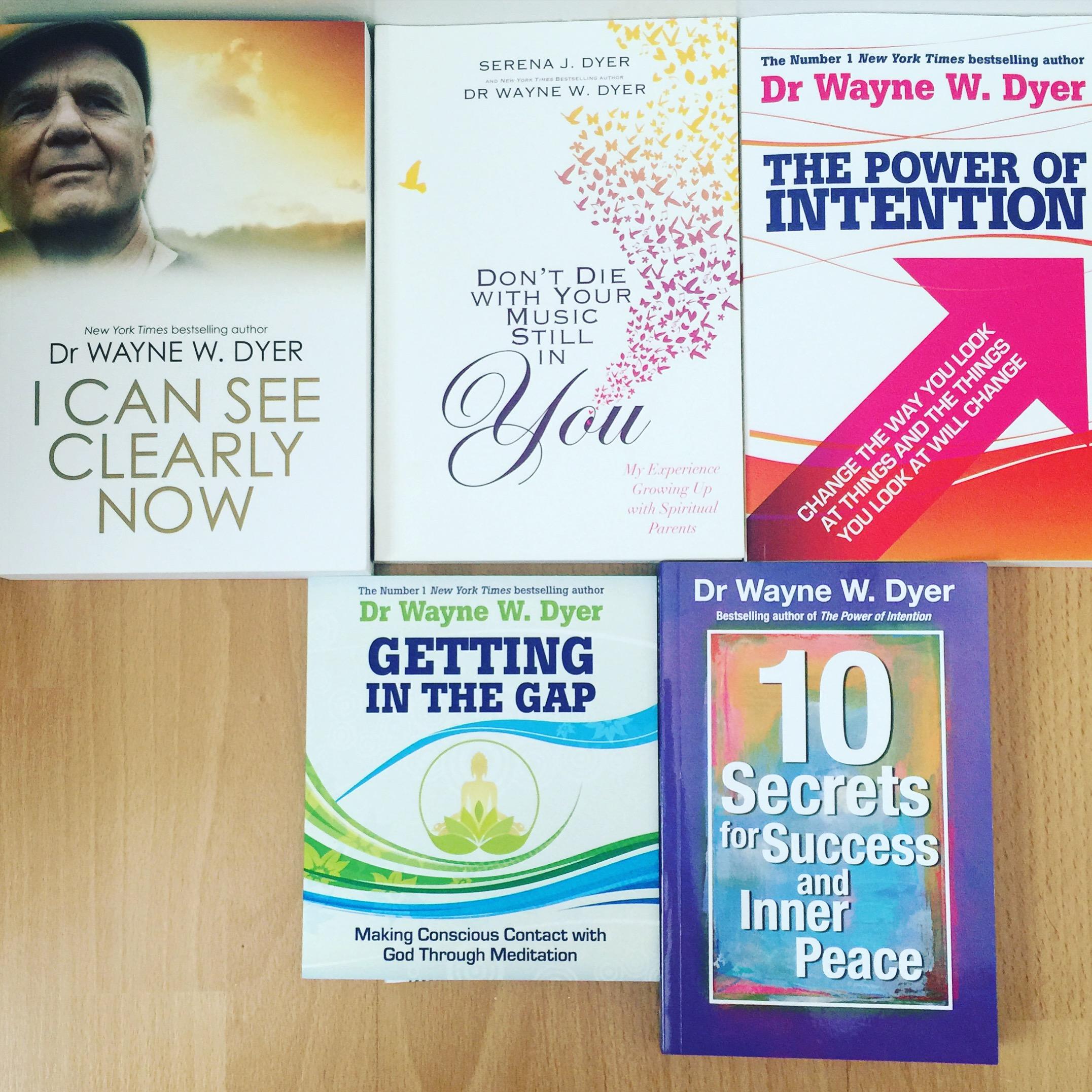 dr wayne dyer books