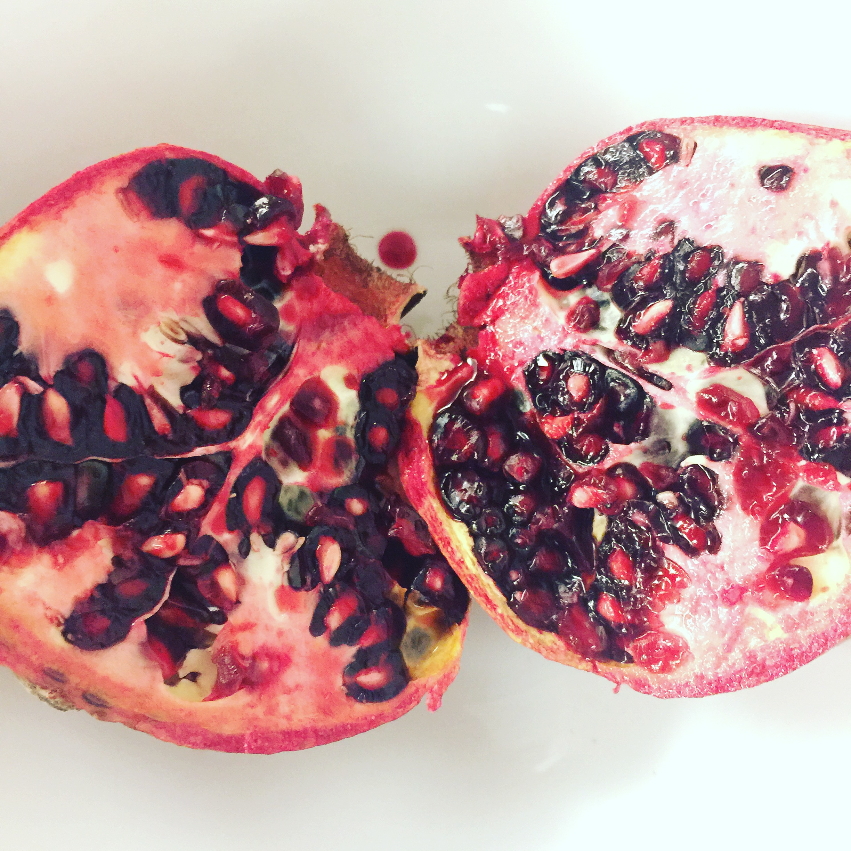 pomegrante fruit