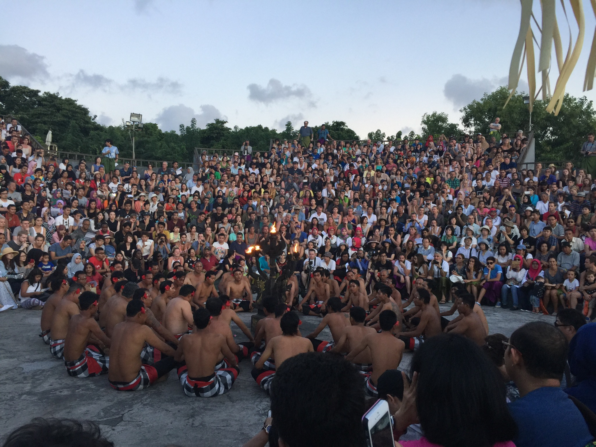 Uluwatu Temple Dance Show