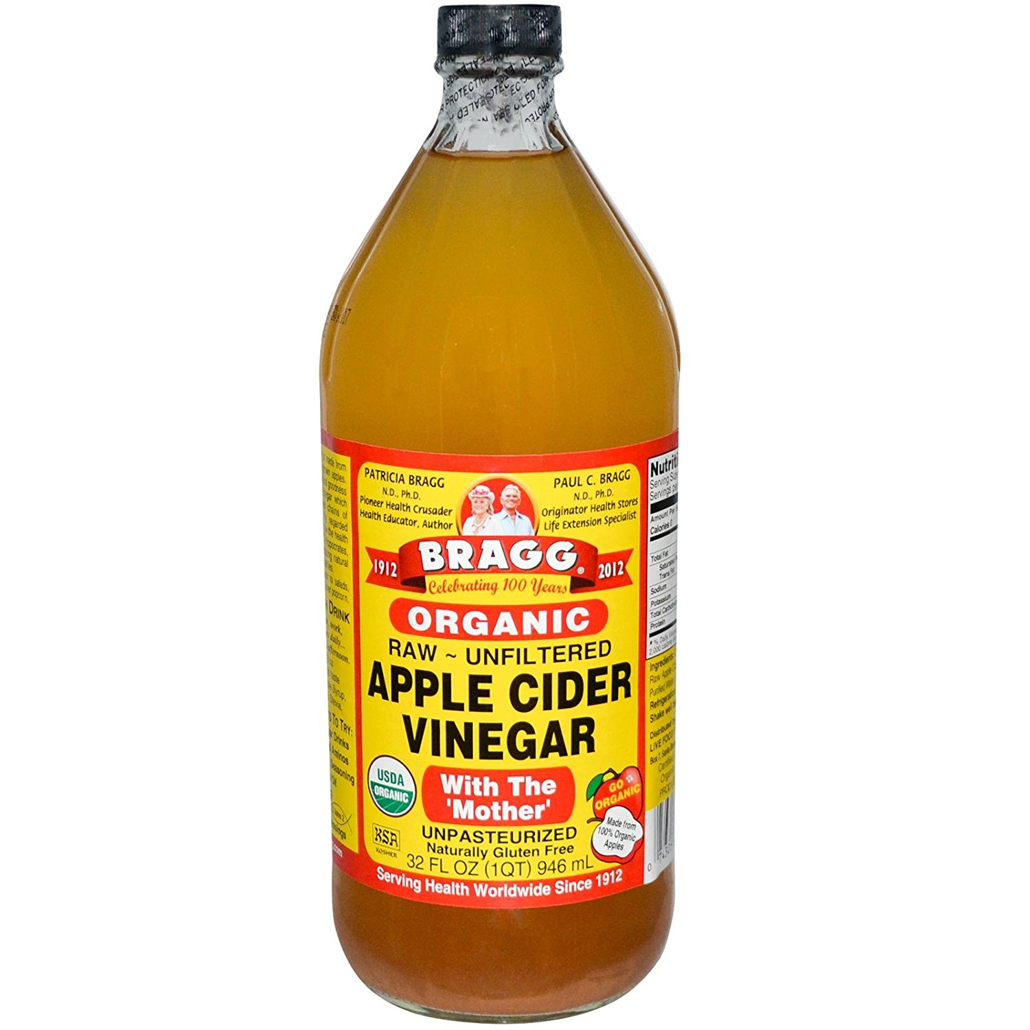 apple-cider vinegar