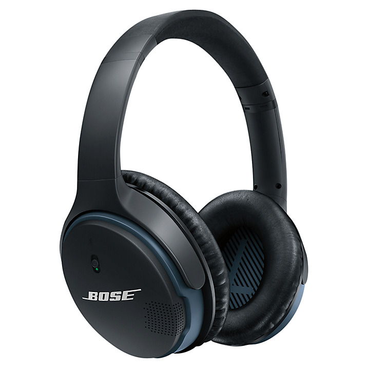 bose headphones blue