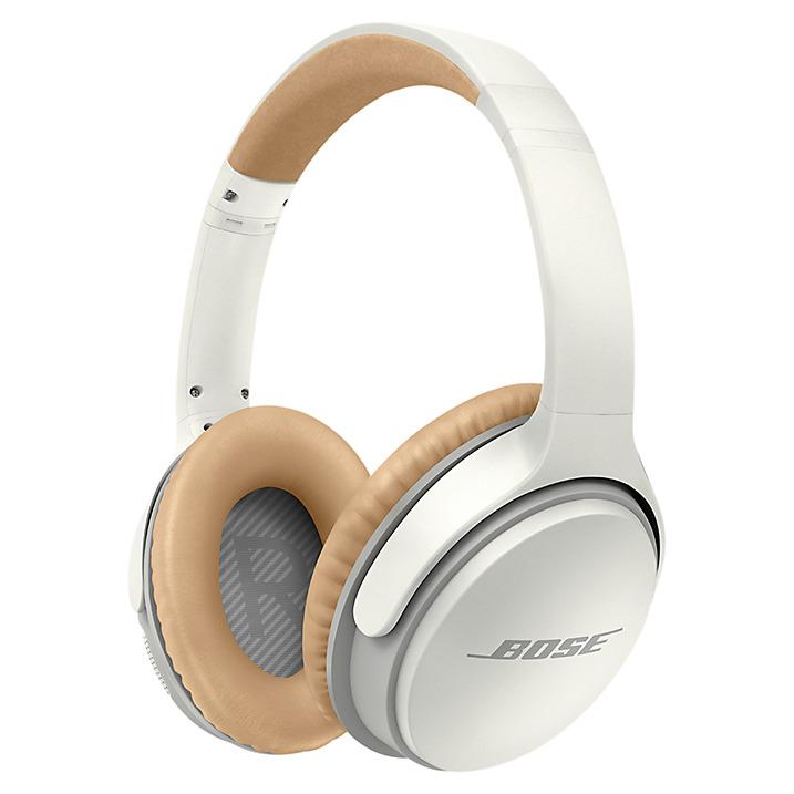 bose headphones cream